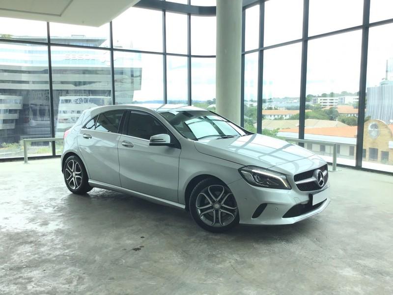 2016 Mercedes-Benz A-Class A 200 Urban Auto Gauteng Sandton_0