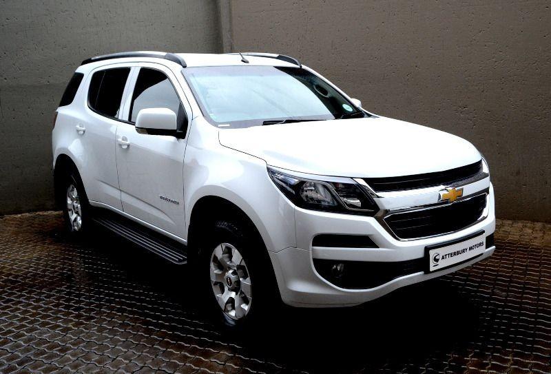 2017 Chevrolet Trailblazer 2.5 Lt  Gauteng Pretoria_0