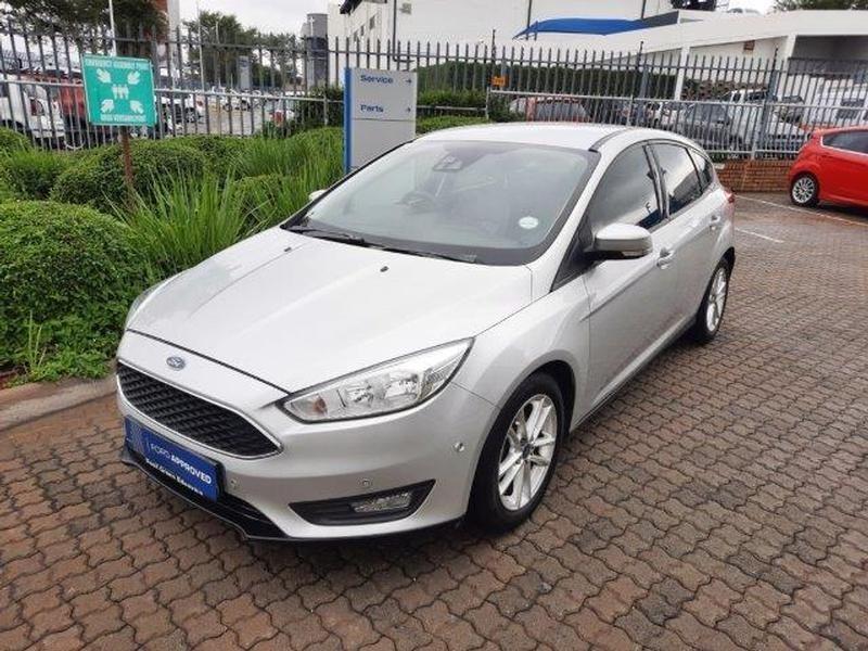 2016 Ford Focus 1.5 Ecoboost Trend 5-Door Gauteng Johannesburg_0