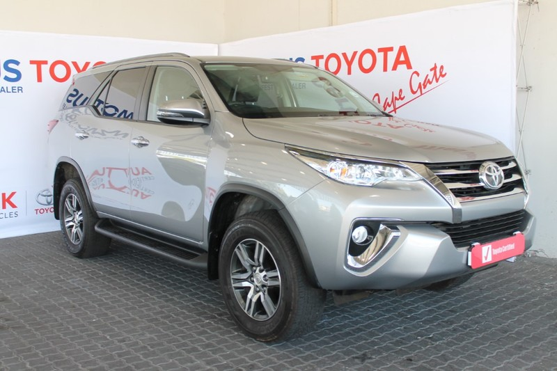 2019 Toyota Fortuner 2.4GD-6 RB Auto Western Cape Brackenfell_0