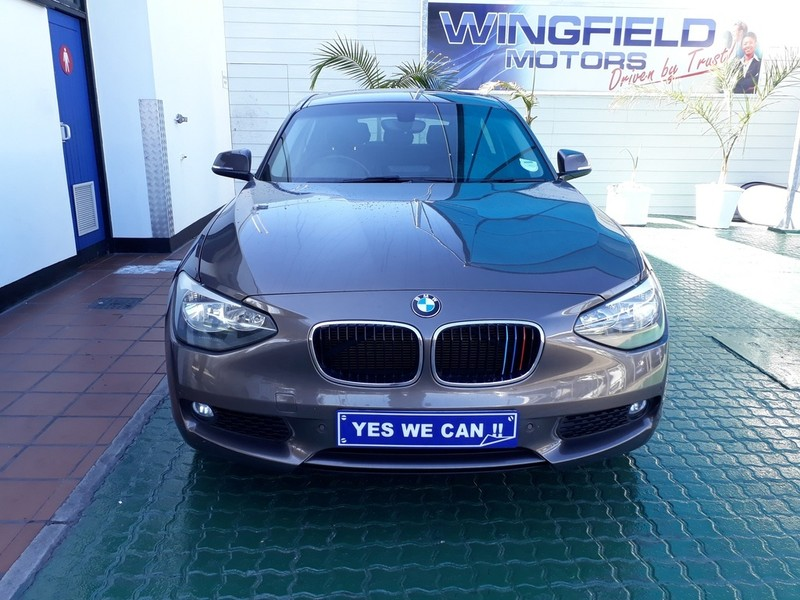 2014 BMW 1 Series 116i 5dr At f20  Western Cape Cape Town_0
