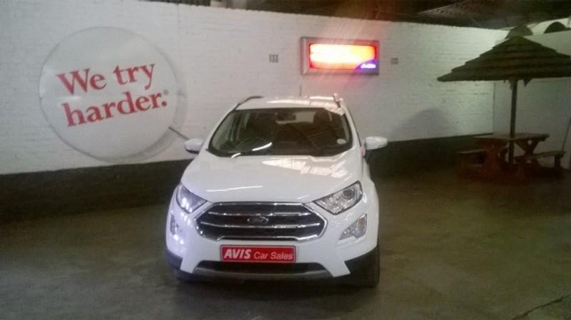 2019 Ford EcoSport 1.0 Ecoboost Titanium Auto Western Cape Bellville_0