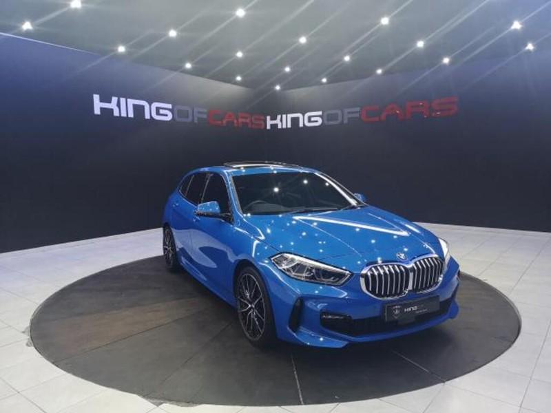 2020 BMW 1 Series 118i M Sport Auto F40 Gauteng Boksburg_0