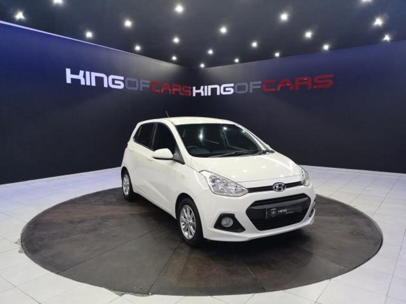 2016 Hyundai Grand i10 1.25 Motion Gauteng Boksburg_0