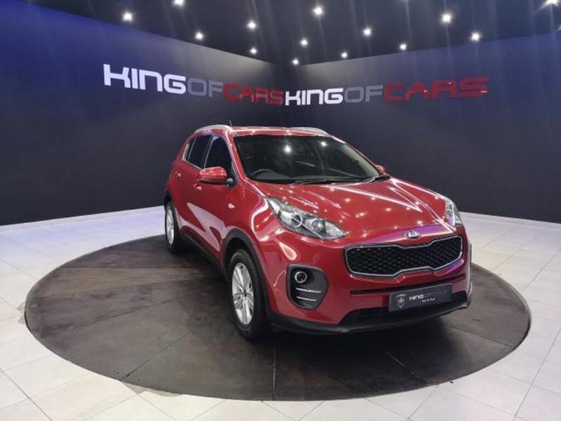 2017 Kia Sportage 2.0 Ignite Gauteng Boksburg_0