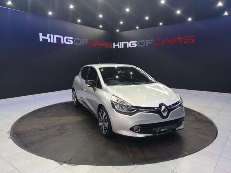 2013 Renault Clio IV 900 T Dynamique 5-Door 66KW Gauteng Boksburg_0