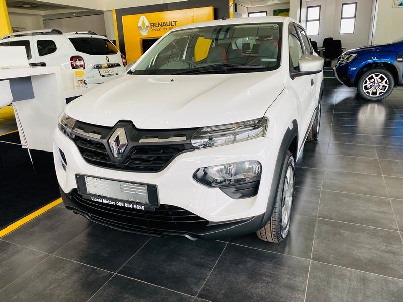 2021 Renault Kwid 1.0 Dynamique 5-Door AMT North West Province Rustenburg_0