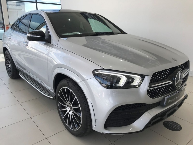 2021 Mercedes-Benz GLE Coupe E 400d 4Matic Gauteng Randburg_0