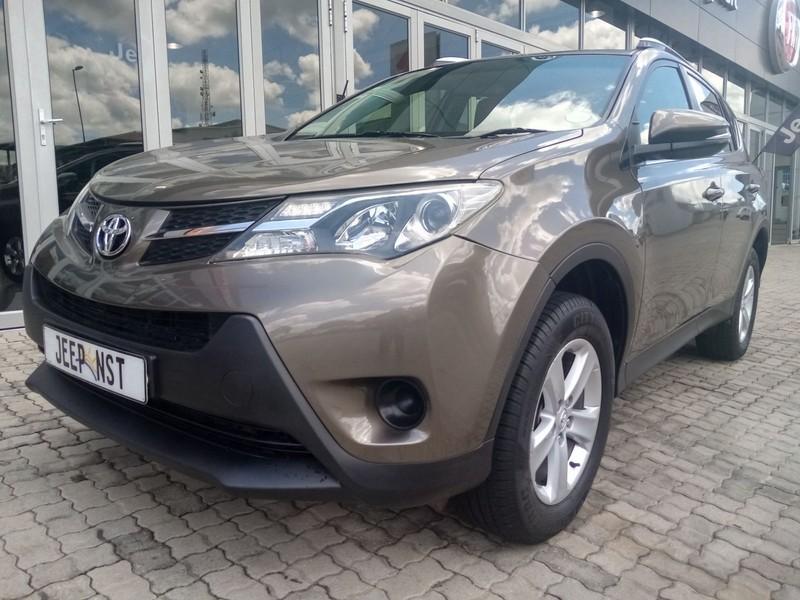 2014 Toyota RAV4 2.0 GX Mpumalanga Nelspruit_0