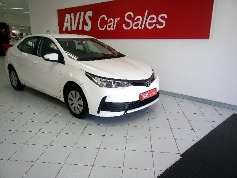 2020 Toyota Corolla Quest 1.8 Eastern Cape Port Elizabeth_0