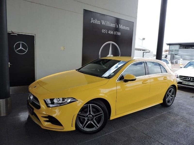 2020 Mercedes-Benz A-Class A 200 Auto Free State Bloemfontein_0