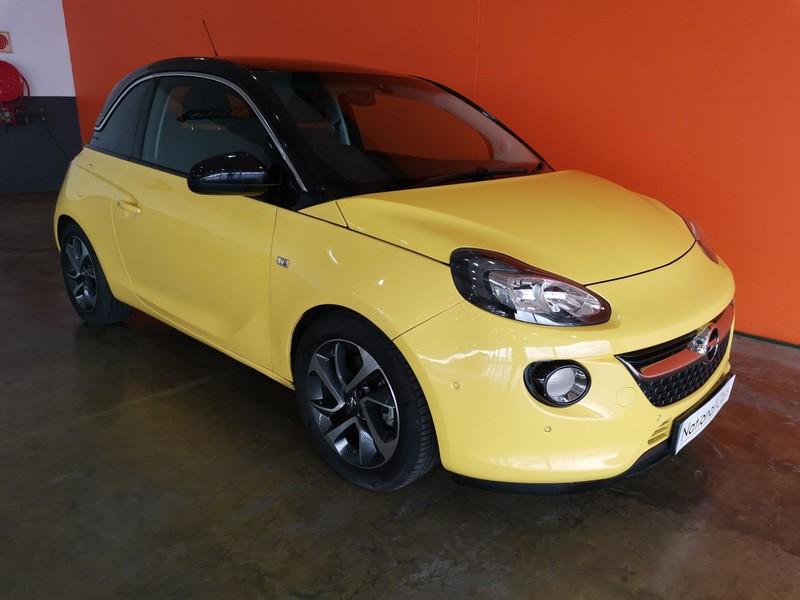 2015 Opel Adam 1.0T JAM 3-Door Mpumalanga Secunda_0