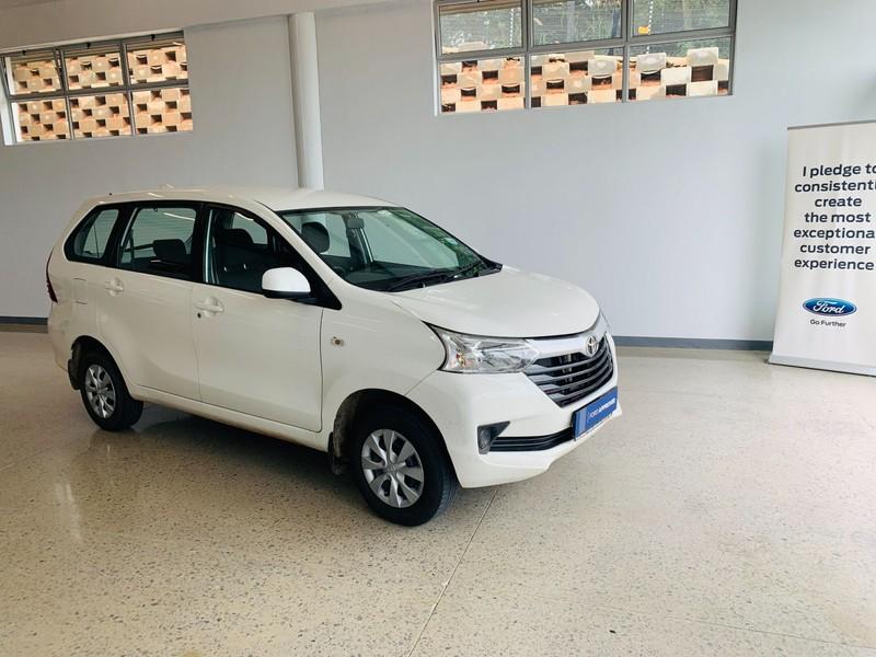 2020 Toyota Avanza 1.5 SX Mpumalanga White River_0