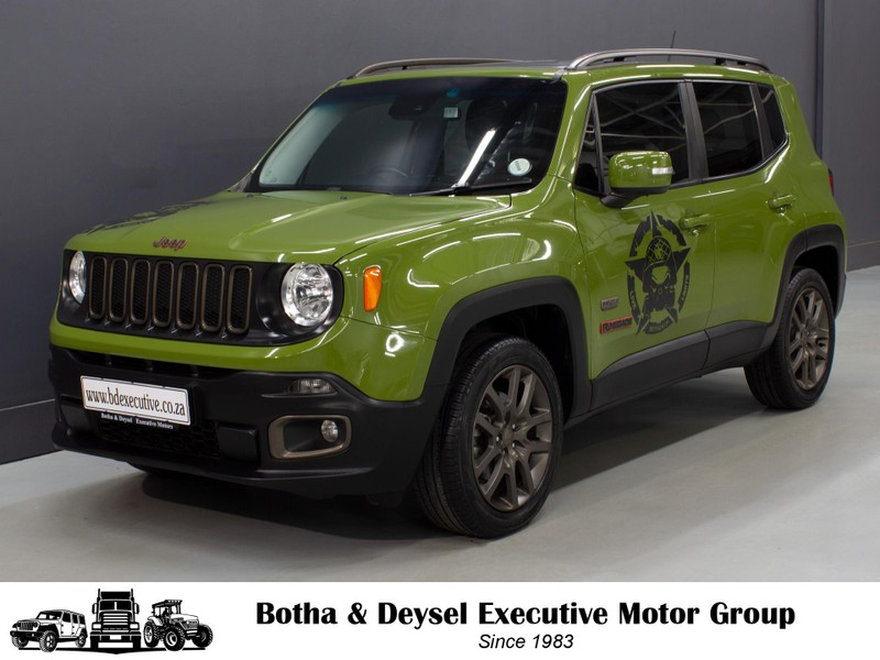 2017 Jeep Renegade 1.4 TJET LTD AWD Auto Gauteng Vereeniging_0