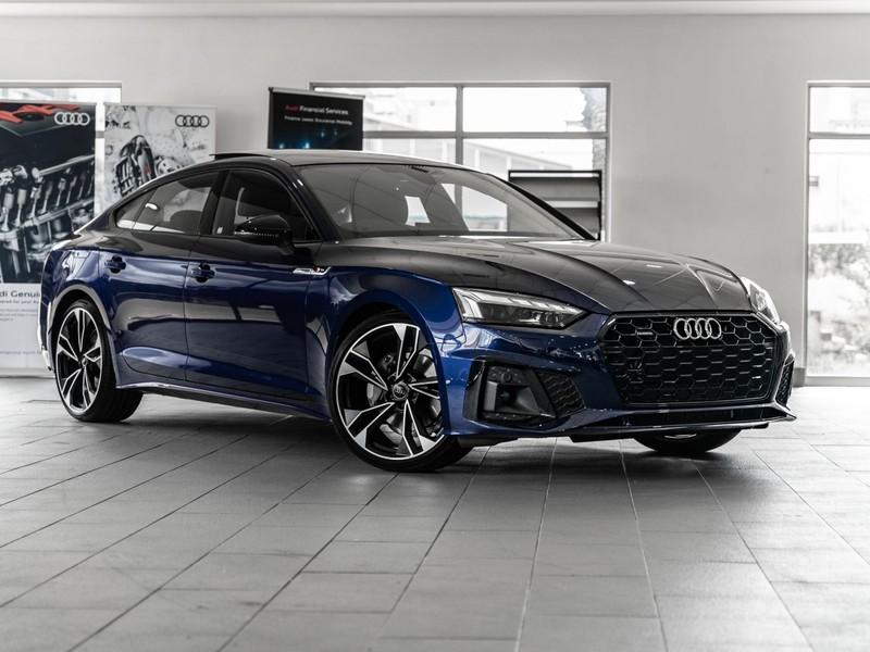 2021 Audi A5 Sportback 2.0 TDI Quattro Stronic S Line 40TDI Gauteng Pretoria_0