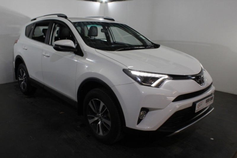 2016 Toyota Rav 4 2.0 GX Eastern Cape East London_0