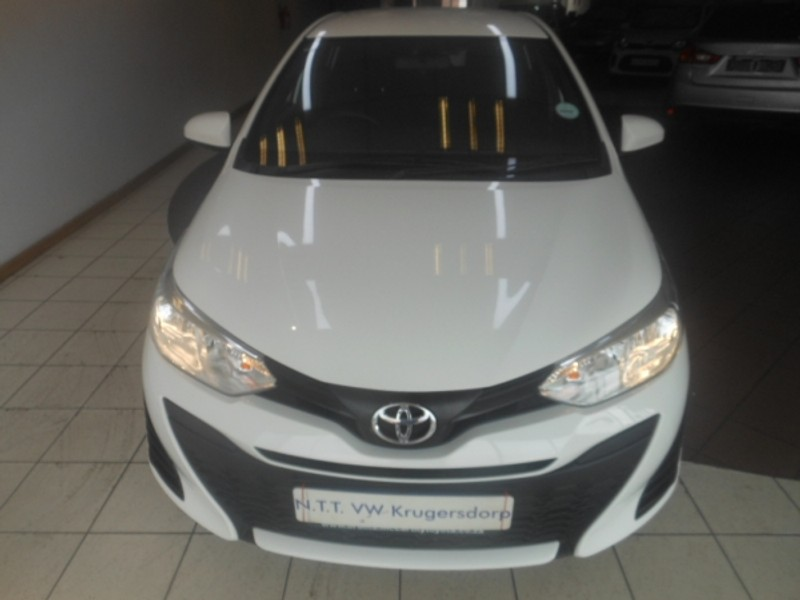 2019 Toyota Yaris 1.5 Xi 5-Door Gauteng Krugersdorp_0