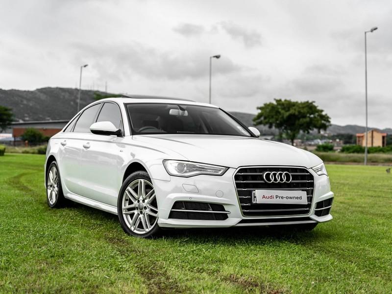 2018 Audi A6 2.0 TDi S-Tronic Gauteng Pretoria_0