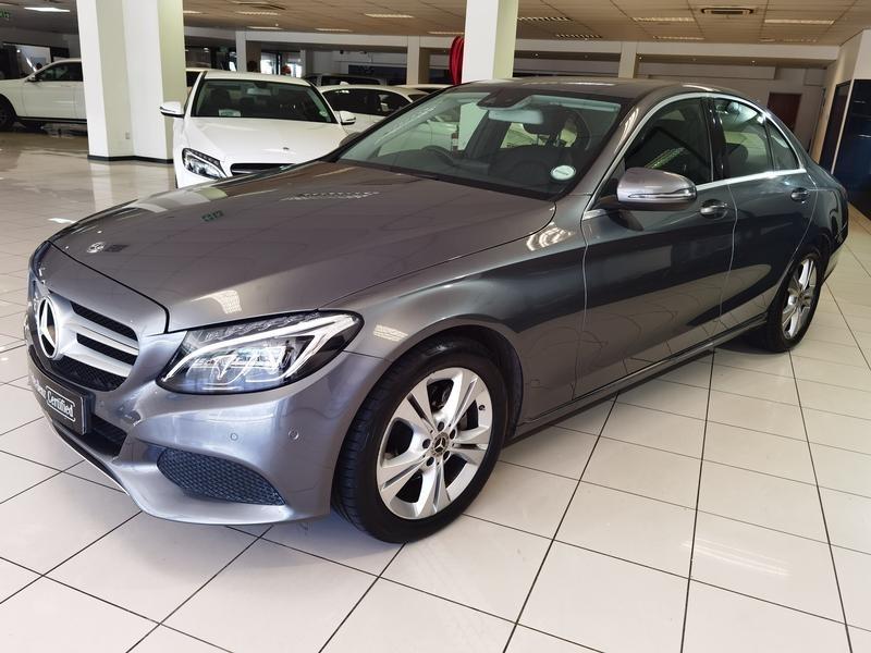 2018 Mercedes-Benz C-Class C200 Avantgarde Auto Western Cape Cape Town_0