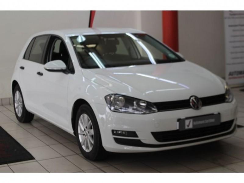 2014 Volkswagen Golf Vii 1.2 Tsi Trendline  Mpumalanga Barberton_0