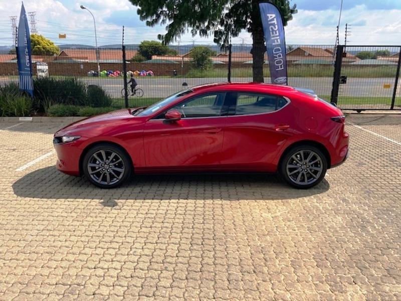 2021 Mazda 3 1.5 Individual Auto 5-Door Gauteng Johannesburg_0