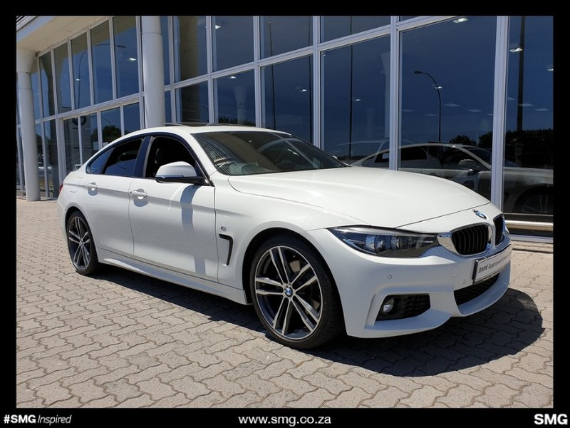 2017 BMW 4 Series 420D Gran Coupe M Sport Auto Western Cape Tygervalley_0