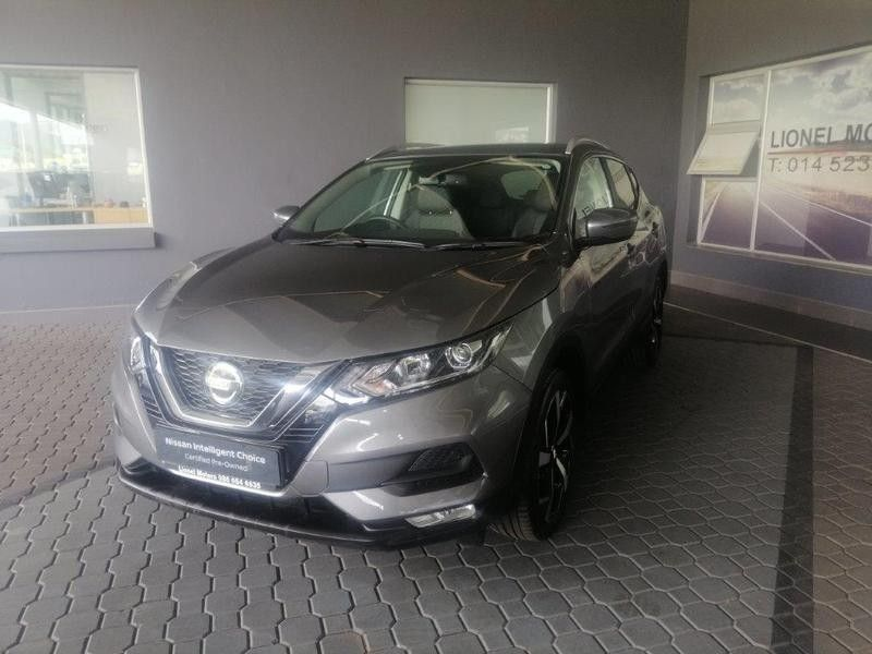 2021 Nissan Qashqai 1.5 dCi Acenta plus North West Province Rustenburg_0