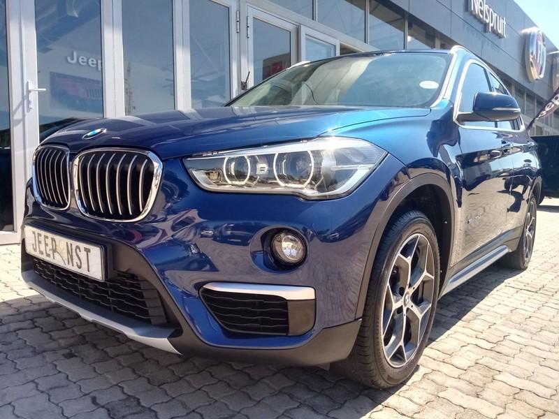 2017 BMW X1 Sdrive20d Sport Line At  Mpumalanga Nelspruit_0