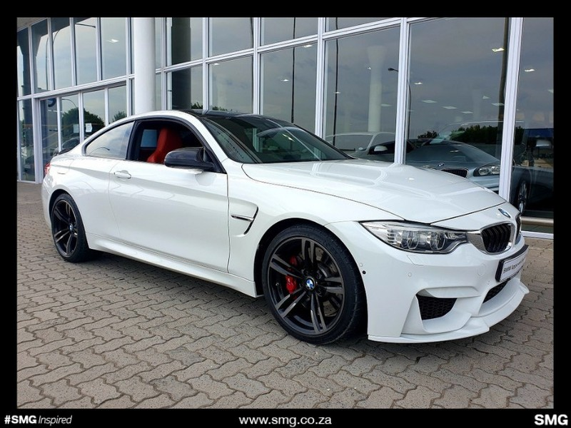 2016 BMW M4 Coupe M-DCT Western Cape Tygervalley_0