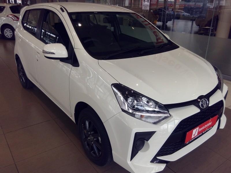 2021 Toyota Agya 1.0 Limpopo Mokopane_0