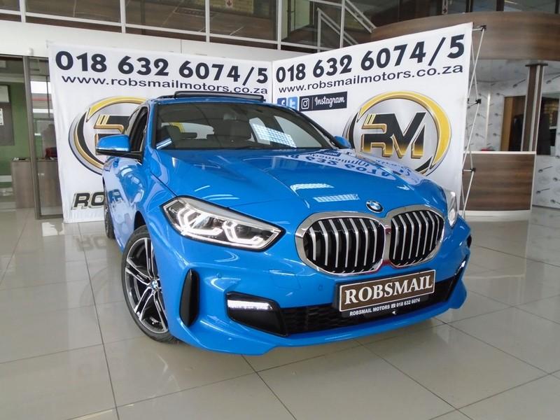 2021 BMW 1 Series 118i M Sport Auto F40 North West Province Lichtenburg_0