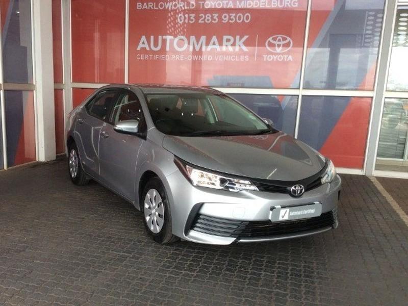 2020 Toyota Corolla Quest 1.8 Mpumalanga Middelburg_0