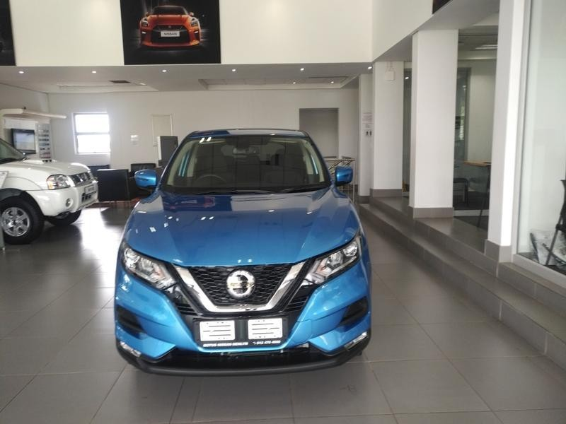 2021 Nissan Qashqai 1.5 dCi Acenta plus North West Province Rustenburg_0
