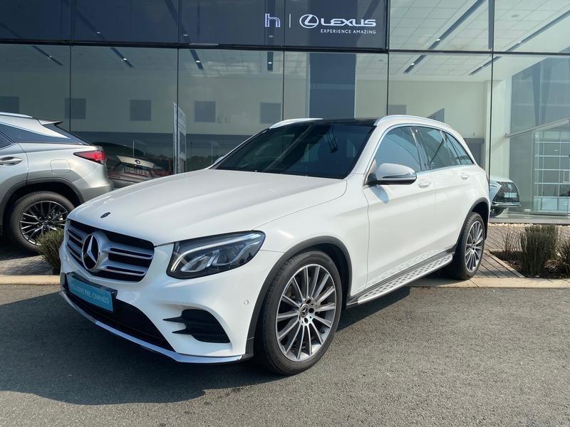 2018 Mercedes-Benz GLC 220d Gauteng Rosettenville_0