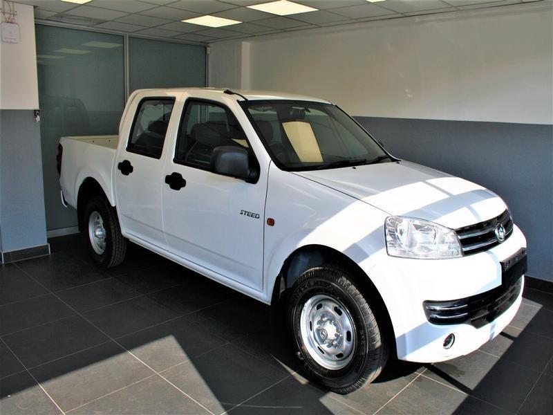 2021 GWM Steed 5 2.2 MPi Base Double Cab Bakkie Gauteng Johannesburg_0