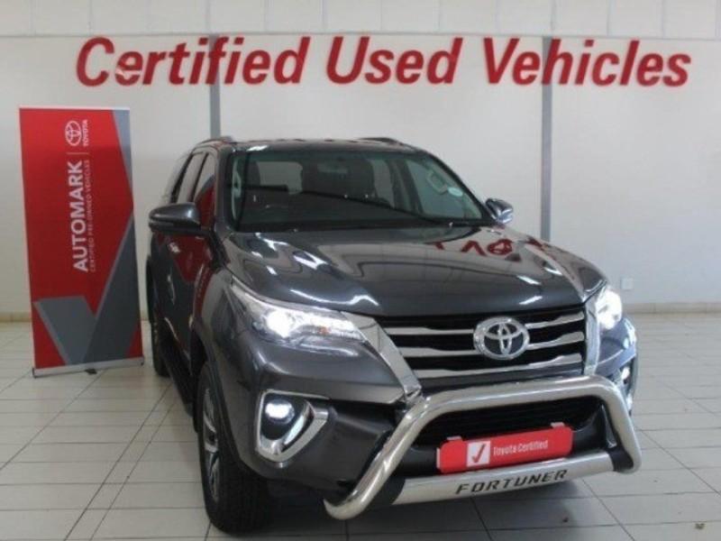 2018 Toyota Fortuner 2.8GD-6 RB Auto Western Cape Stellenbosch_0