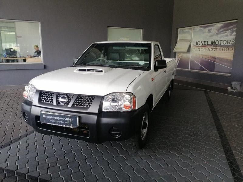 2020 Nissan NP300 Hardbody 2.5 TDi LWB Single Cab Bakkie North West Province Rustenburg_0