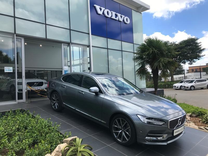 2019 Volvo S90 D5 Inscription GEARTRONIC AWD Gauteng Midrand_0