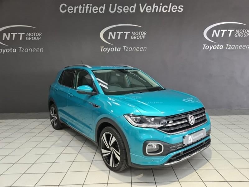 2019 Volkswagen T-Cross 1.0 TSI Highline DSG Limpopo Tzaneen_0