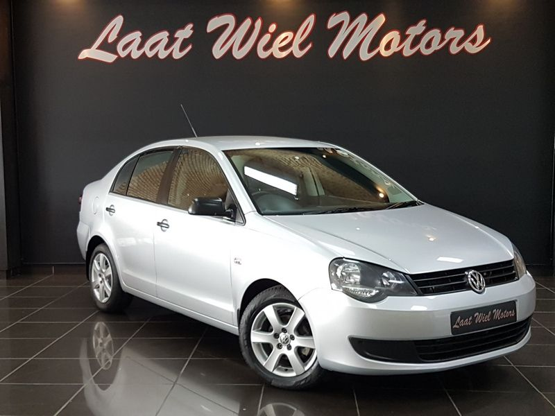 2014 Volkswagen Polo Vivo 1.4 Blueline Mpumalanga Middelburg_0