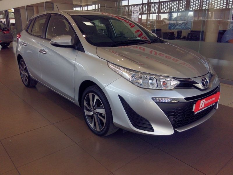 2019 Toyota Yaris 1.5 Xs CVT 5-Door Limpopo Mokopane_0