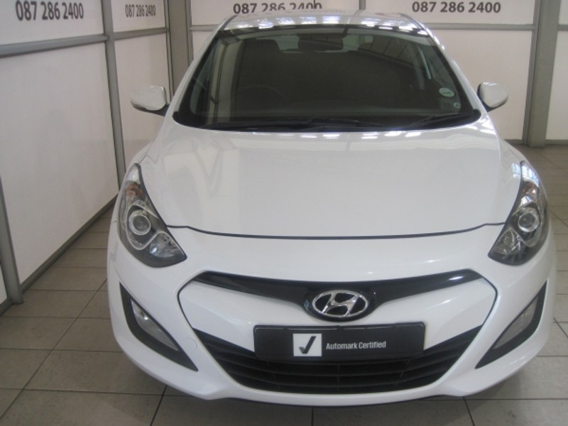2014 Hyundai i30 1.6 Gls  Mpumalanga White River_0