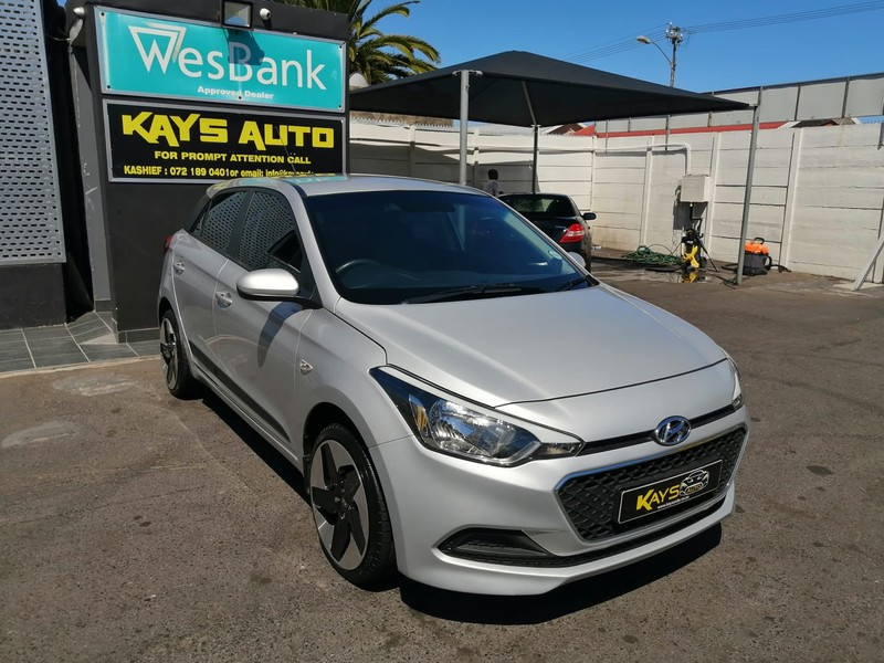 2018 Hyundai i20 1.2 Motion Western Cape Athlone_0