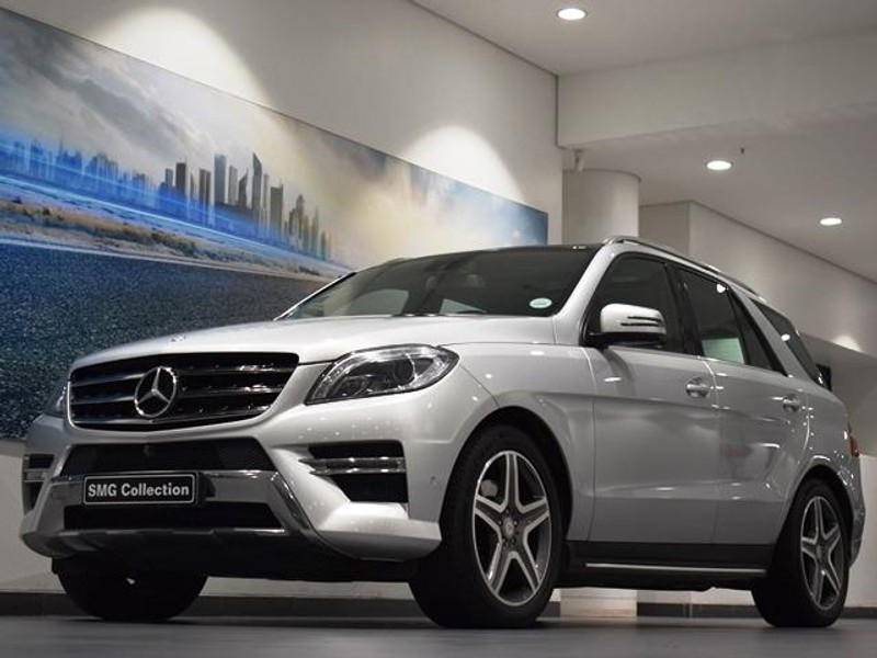 2015 Mercedes-Benz M-Class Ml 350 Bluetec  Kwazulu Natal Umhlanga Rocks_0