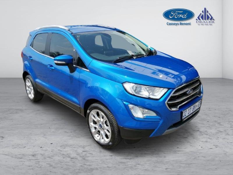 2021 Ford EcoSport 1.0 Ecoboost Titanium Gauteng Johannesburg_0