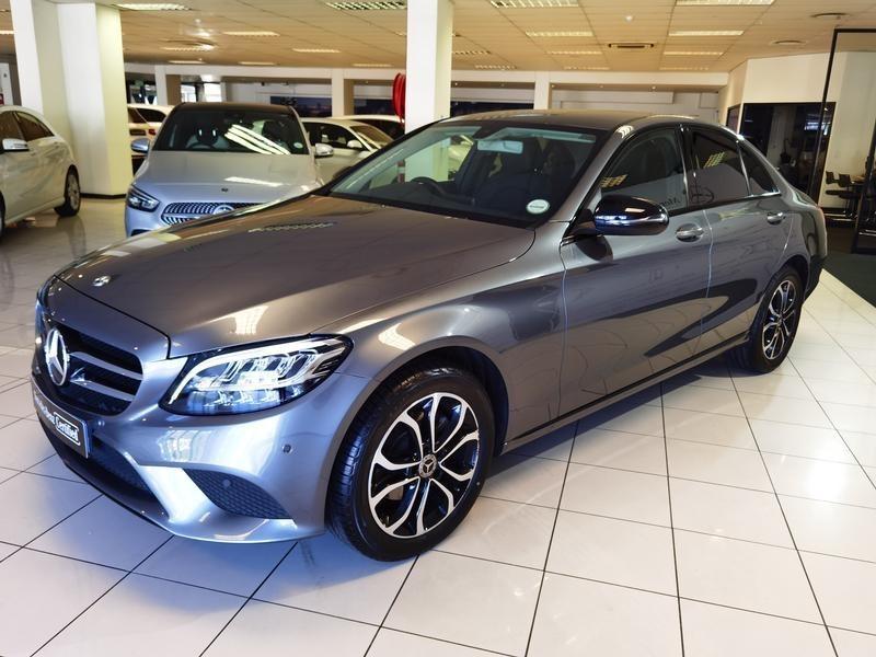 2018 Mercedes-Benz C-Class C180 Avantgarde Auto Western Cape Cape Town_0