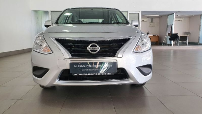 2019 Nissan Almera 1.5 Acenta Auto North West Province Klerksdorp_0