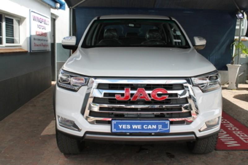 2021 JAC T8 1.9TDi LUX Double Cab Bakkie Western Cape Kuils River_0