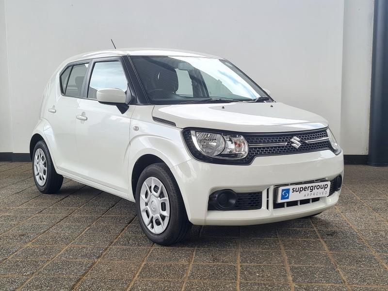 2018 Suzuki Ignis 1.2 GL Gauteng Midrand_0