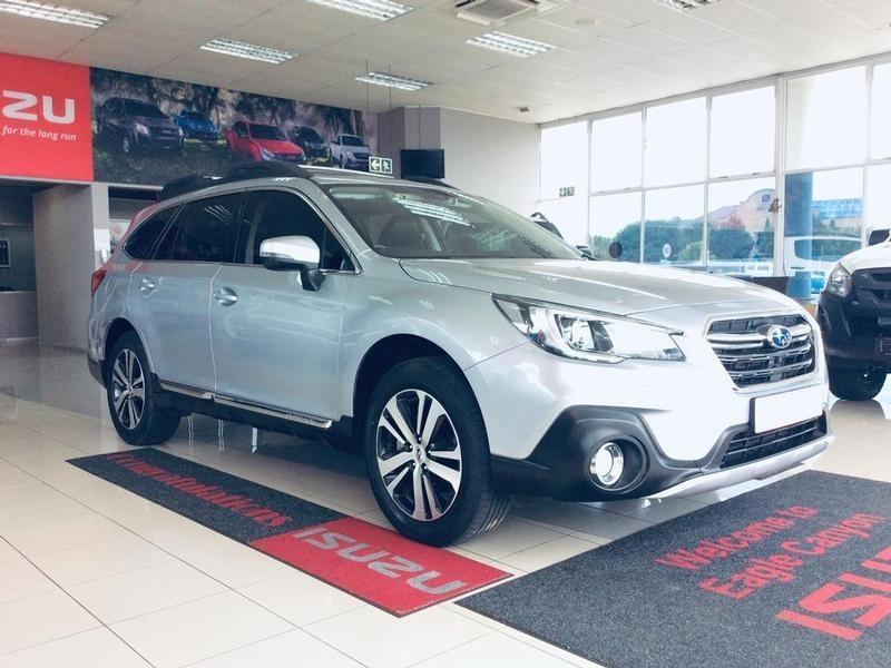 2018 Subaru Outback 3.6 RS-ES CVT Gauteng Randburg_0